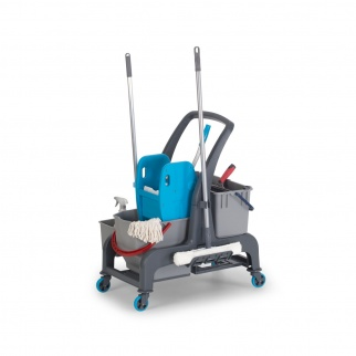JET CLEANING SET WITH PRESS, ACCESSORY & WINDOW CLEANING BUCKET 25 & 22 LITERS фото 36000
